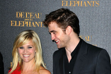 """Reese Witherspoon Robert Pattinson """"Water for Elephants"""" Premiere"""