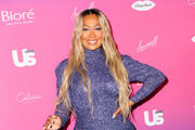 La La Anthony is seen attending US Weekly's 2019 Most Stylish New Yorkers in New York City.