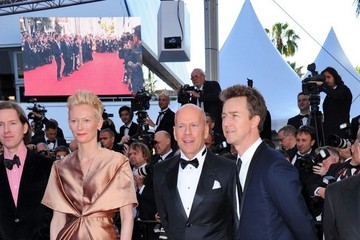 "Wes Anderson ""Moonrise Kingdom"" Premieres at Cannes"