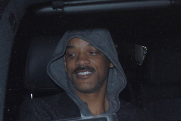Will Smith Will Smith Is Seen at LAX