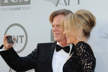 William H. Macy Arrivals at the AFI Life Achievement Award