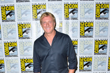 William Zabka 2019 Comic-Con International - 'Cobra Kai: Past, Present, And Future'