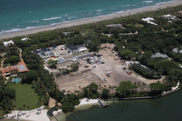 tiger woods house in jupiter florida. Tiger Woods#39; Home Still Being