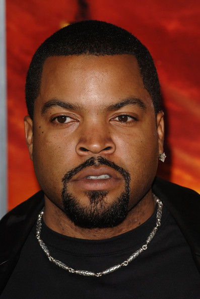 Ice Cube The cast and friends arrive for the world premiere of the film