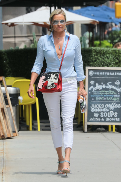 Yolanda Hadid Out And About In New York []