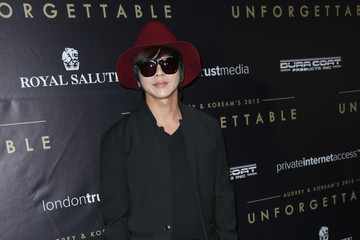Yoon Do-Hyun Celebrities Attend the Asian American Awards Unforgettable Gala