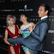 Yoshi Sudarso Celebrities Attend the Asian American Awards Unforgettable Gala