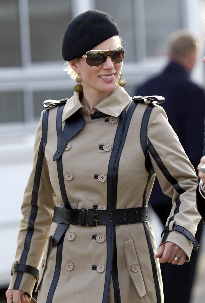 Zara Phillips Photos Photos Zara Phillips At The