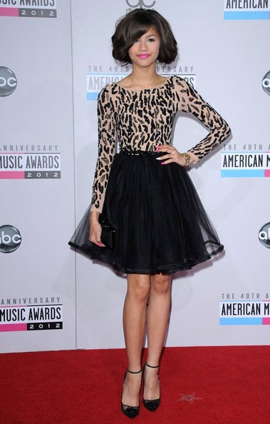 Zendaya Coleman - American Music Awards 2012