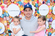 Kevin Zegers is seen attending Zimmer Children's Museum's 3rd Annual We All Play Fundraiser in Los Angeles, California.
