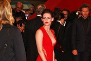 """Cosmopolis"" premieres at the 65th Annual Cannes Film Festival."