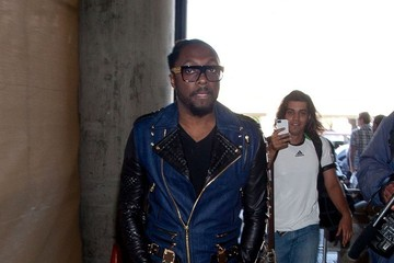 will.i.am Will.i.am Leaves LA