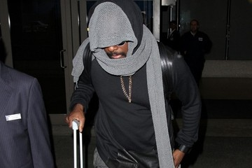will.i.am Will.i.am at LAX
