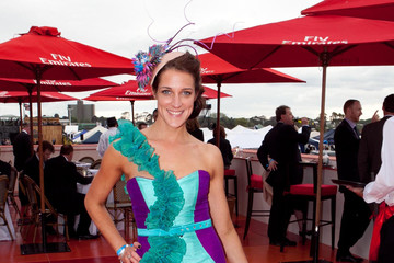 Jo Stanley The 2010 AAMI Victoria Derby Day