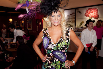 Byrnne Gordon The 2010 Emirates Melbourne Cup Day