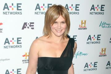 Tracey Gold The 2011 A&E Television Networks Upfront Presentation