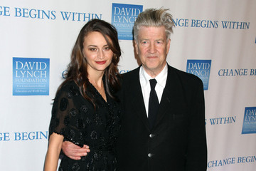David Lynch Emily Stofle The 2nd Annual David Lynch Foundation's Change Begins Within Benefit Celebration