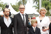 """Celebrities attend the """"Michael"""" premiere during the 64th Annual Cannes Film Festival."""