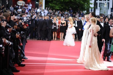 """Kevin Sorbo Bethany Hamilton 64th Annual Cannes Film Festival - """"Pirates Of The Caribbean: On Stranger Tides"""" Premiere 2"""