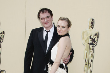 Quentin Tarantino Diane Kruger 82nd Annual Academy Awards - Arrivals 2