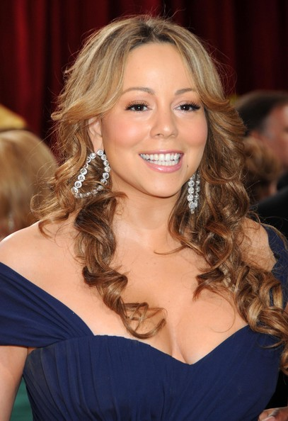 Mariah Carey Celebrities arriving at The 82nd Annual Academy Awards, Kodak Theatre, Hollywood, CA.