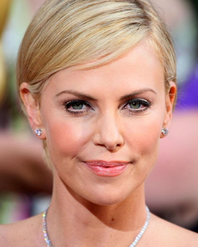 show haircuts charlize theron photos photos hairstyles at the 86th 3863
