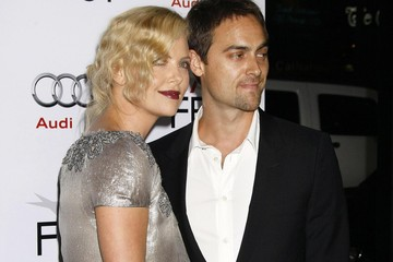 Charlize Theron Stuart Townsend AFI Fest Premiere Of 'The Road'