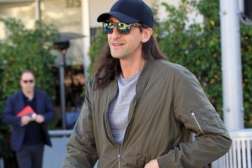 Adrien Brody Adrien Brody Out and About in Beverly Hills