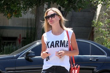 Alex Curran Alex Curran Out and About in West Hollywood
