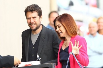 Alexis Denisof Celebs Arrive for 'Jimmy Kimmel Live!'