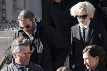 Allie Teilz Funeral Service Held for Philip Seymour Hoffman