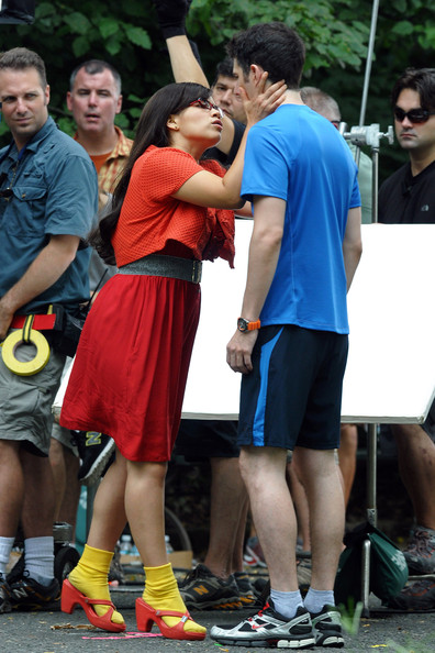 america ferrera ugly betty. America Ferrera and Daniel