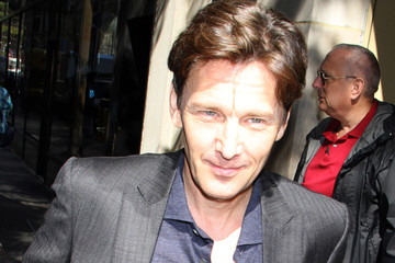 Andrew McCarthy Celebrities At 'The Today Show'