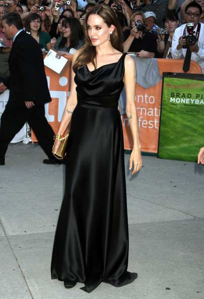Angelina Jolie - The 2011 TIFF - 'Moneyball' Premiere