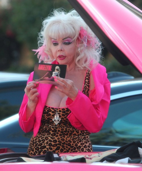 Angelyne nude (69 fotos), photos Paparazzi, YouTube, braless 2015