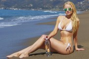 Anna Sophia Berglund Poses for 138 Water