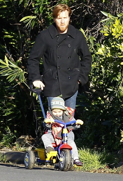 Anouk McGregor Pictures - Ewan McGregor Takes Son Anouk ... Ewan Mcgregor Daughter Anouk