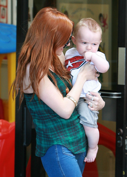 ashlee simpson and baby