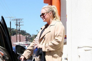 Ashlee Simpson Pregnant Ashlee Simpson and Evan Ross Hit the Gym