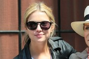 Ashley Benson Is Spotted Outside the Bowery Hotel