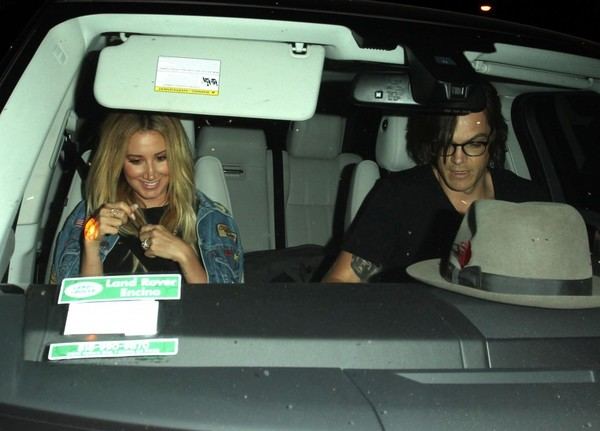 who dating ashley tisdale Ashley tisdale so proud of ashley tisdale couldn't help but take french popped the question to tisdale in early august after only eight months of dating.