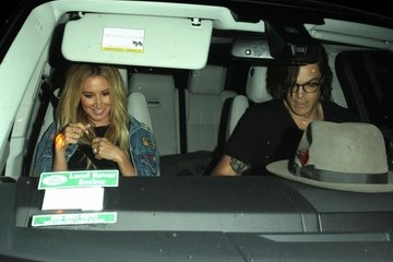 Ashley Tisdale Ashley Tisdale and Husband Christopher French Head Out for a Date Night