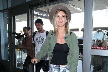 Audrina Patridge Audrina Patridge Departs from LAX