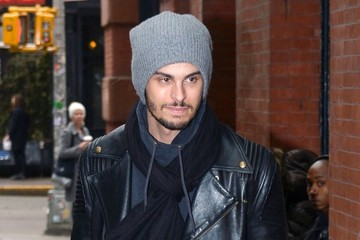 Baptiste Giabiconi Baptiste Giabiconi Out Shopping in NYC