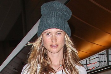 Behati Prinsloo Behati Prinsloo Departs From LAX