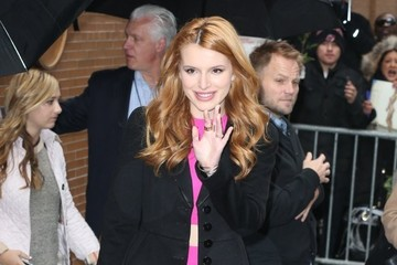 Bella Thorne Celebrities Drop By 'The View'