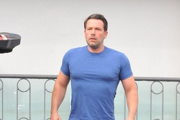 Ben Affleck Jennifer Garner and Ben Affleck Are Spotted Shopping