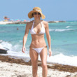 Bethenny Frankel Shows Off Her Bikini Body