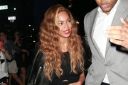 Beyonce Knowles Goes on a Night out in NYC