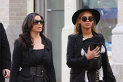 Beyonce Knowles and Tina Knowles Photos Photo
